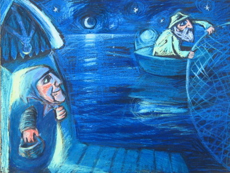 halász és felesége